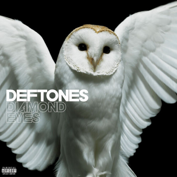 Deftones // Diamond Eyes (White Vinyl)