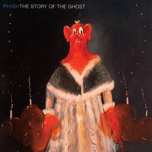 Phish // The Story of the Ghost (Red/Black LP)