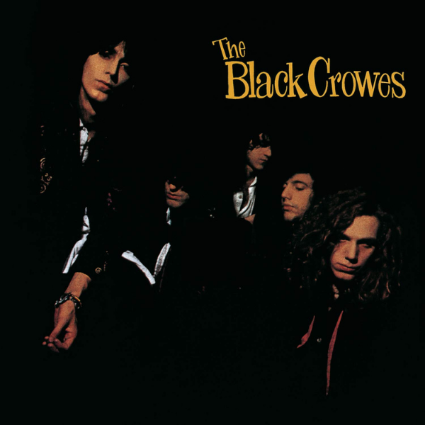 The Black Crowes // Shake Your Money Maker