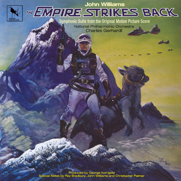 John Williams and the National Philharmonic Orchestra // The Empire Strikes Back: Symphonic Suite