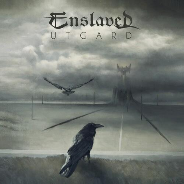 Enslaved // Utgard (Swamp Green)