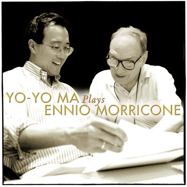 Yo-Yo Ma // Yo-Yo Ma Plays Ennio Morricone (Limited Edition Red Vinyl)