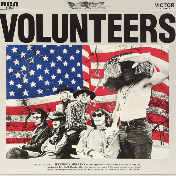 Jefferson Airplane // Volunteers