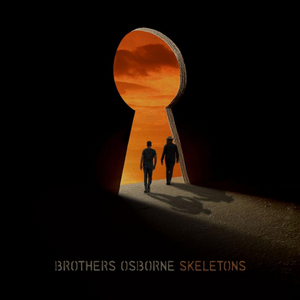 Brothers Osborne // Skeletons (White Vinyl)