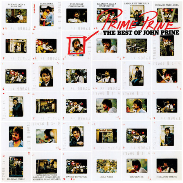 John Prine // Prime Prine: The Best Of John Prine