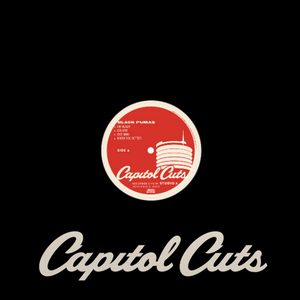 Black Pumas // Capitol Cuts: Live from Studio A (Red LP)