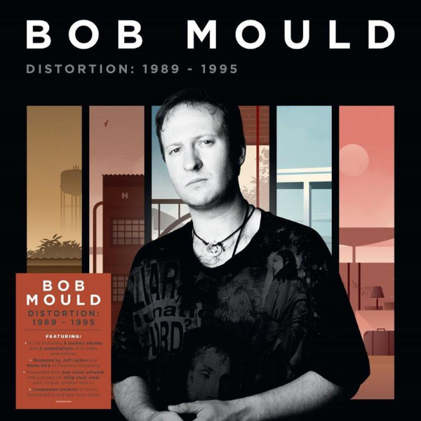 Bob Mould // Distortion: 1989-1995 (Signed Exclusive)