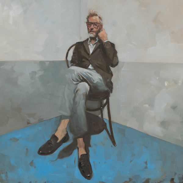 Matt Berninger // Serpentine Prison (Sea Blue Vinyl)