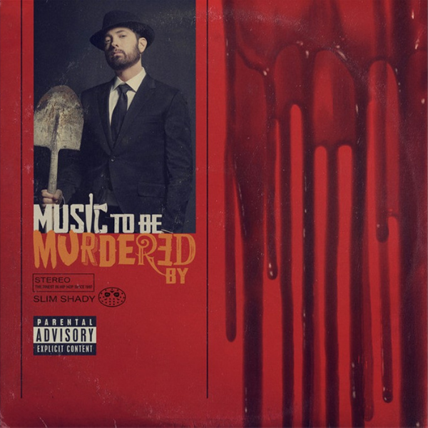 Eminem // Music to be Murdered By (Black Ice LP Set)