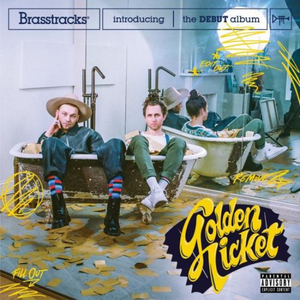 Brasstracks // Golden Ticket (Deluxe Edition 2 LP)