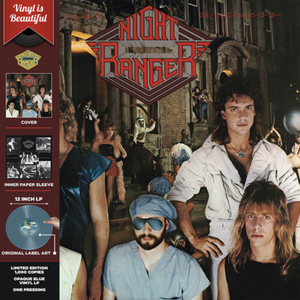 Night Ranger // Midnight Madness (Light Blue Vinyl)