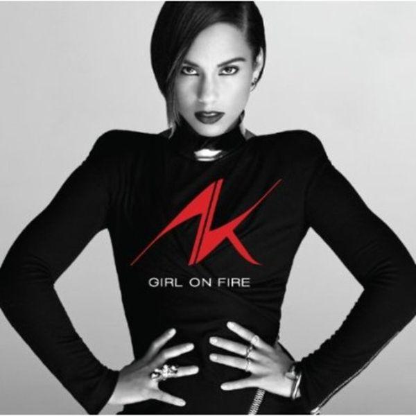 Alicia Keys // Girl on Fire-RCA-vinylmnky