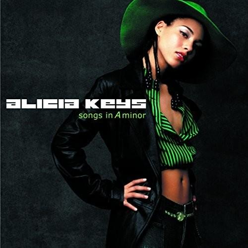 Alicia Keys // Songs In A Minor-Sony-vinylmnky
