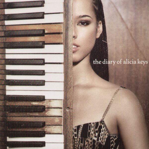 Alicia Keys // The Diary of Alicia Keys-J-Recordings-vinylmnky