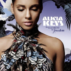 Alicia Keys // The Element of Freedom-J Records-vinylmnky
