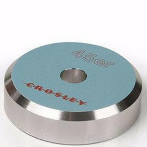 Aluminum Adapter 45'er-Accessories-Crosley-Turquoise-vinylmnky
