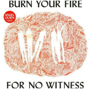 Angel Olsen // Burn Your Fire For No Witness-Jagjaguwar-vinylmnky
