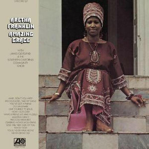 Aretha Franklin // Amazing Grace-Warner Music Group-vinylmnky