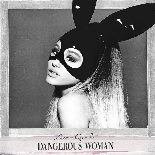 Ariana Grande // Dangerous Woman-Universal Music Group-vinylmnky