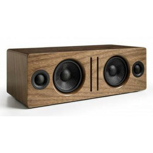 Audioengine B2 Bluetooth Speaker-Speakers-Audioengine-Walnut-vinylmnky