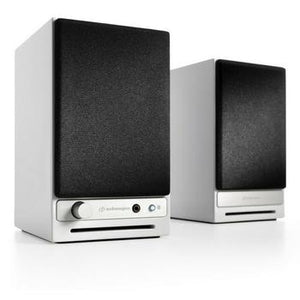AudioEngine HD3 Wireless Speakers-Speakers-Audioengine-Gloss White-vinylmnky