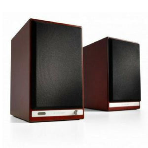 Audioengine HD6 Premium Powered Bluetooth Speakers-Speakers-Audioengine-Cherry-vinylmnky