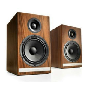 Audioengine HDP6 Premium Passive Speakers-Speakers-Audioengine-Walnut-vinylmnky
