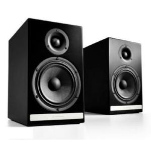 Audioengine HDP6 Premium Passive Speakers-Speakers-Audioengine-Satin Black-vinylmnky