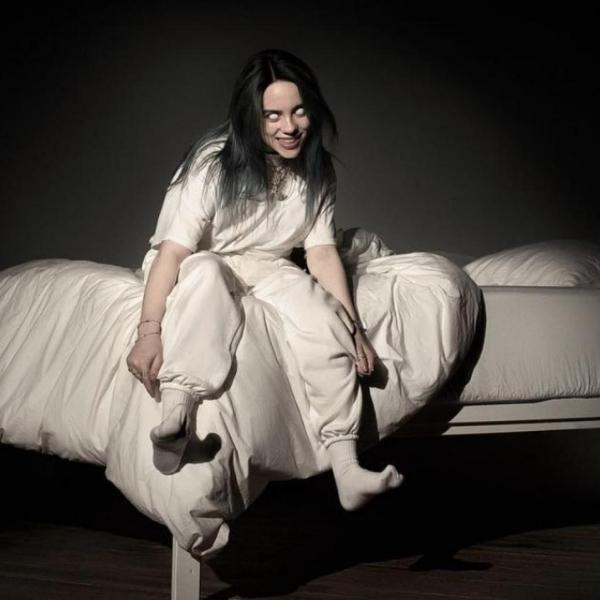 Billie Eilish // When We All Fall Asleep, Where Do We Go?-Interscope Records-vinylmnky