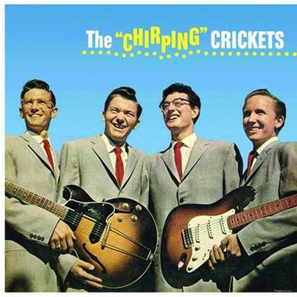 Buddy Holly // The Chirping Crickets