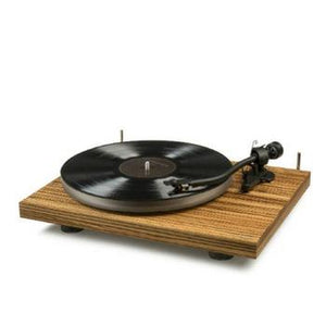 C20 Zebrano Turntable + [ Bonus Spotlight LP Included ]-Turntable-Crosley-Natural-vinylmnky