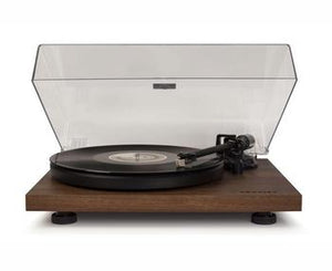 C6 Turntable + [ Bonus Spotlight LP Included ]-Turntable-Crosley-Walnut-vinylmnky