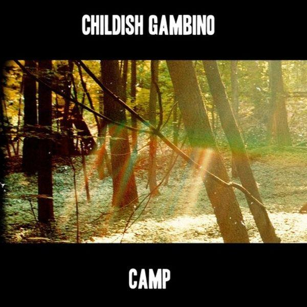 Childish Gambino // Camp-Glassnote-vinylmnky
