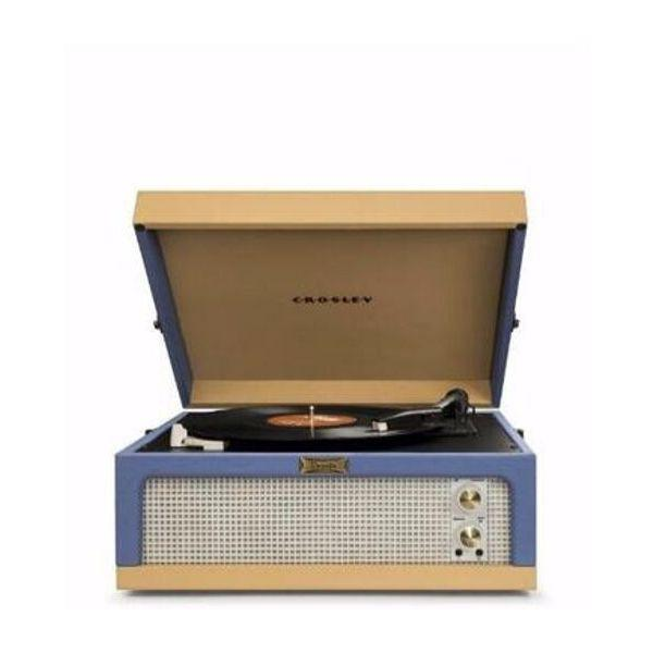 Dansette Jr. Turntable-Crosley-vinylmnky