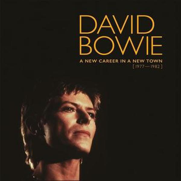 David Bowie // A New Career In A New Town