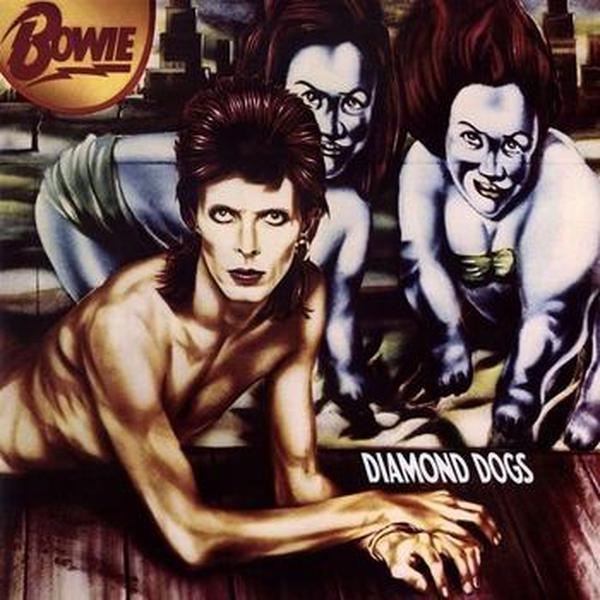 David Bowie // Diamond Dogs