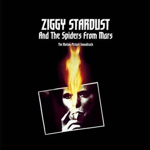 David Bowie // Ziggy Stardust And The Spiders From Mars