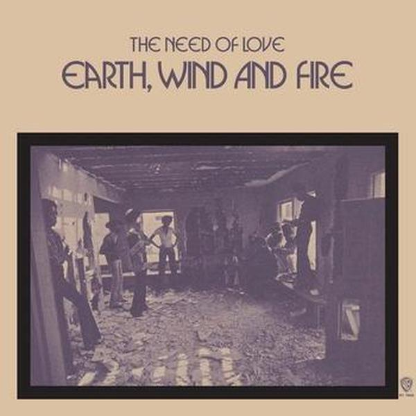 Earth, Wind & Fire // The Need Of Love