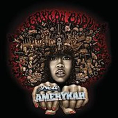 Erykah Badu // New Amerykah Part One: 4th World War-Urban-vinylmnky