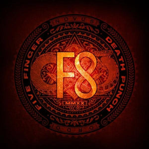 Five Finger Death Punch // F8-Better Noise Music-vinylmnky