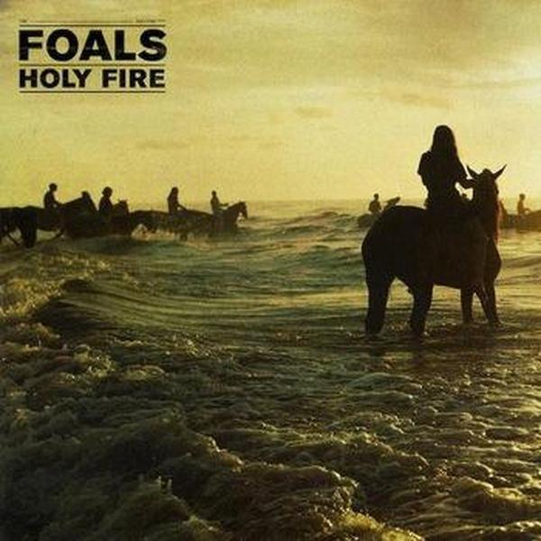 Foals // Holy Fire-Album-Warner Music Group-None-vinylmnky