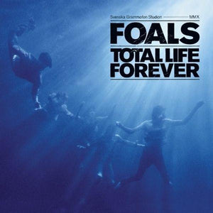 Foals // Total Life Forever-Warner Music Group-vinylmnky