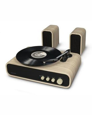 GIG Turntable + [ Bonus Spotlight LP Included ]-Turntable-Crosley-vinylmnky