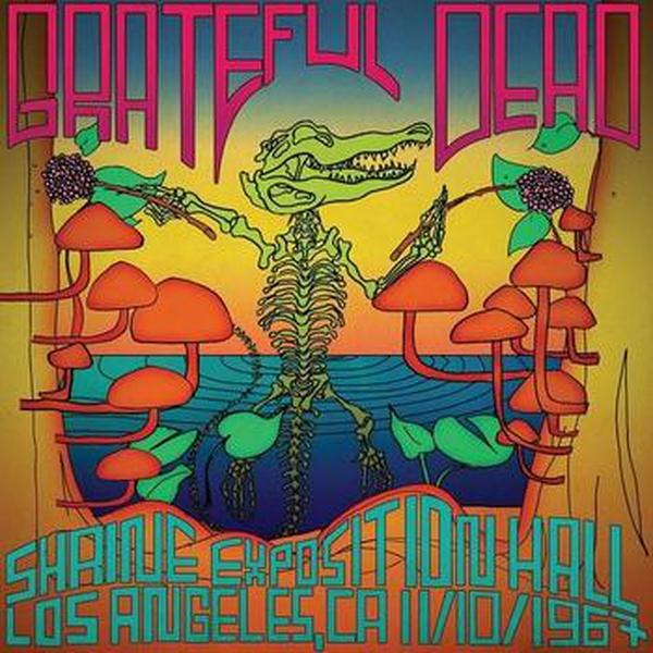 Grateful Dead // Shrine Auditorium, Los Angeles, CA 11/10/1967