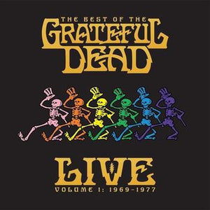 Grateful Dead // The Best of the Grateful Dead Live: 1969-1977 - Vol 1