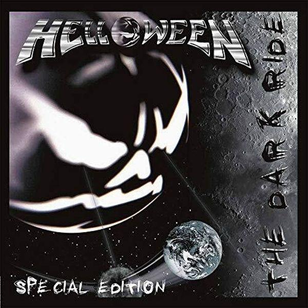 Helloween // Dark Ride-Back On Black-vinylmnky