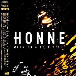 Honne // Warm on a Cold Night