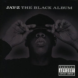 Jay Z // The Black Album-Roc-A-Fella-vinylmnky
