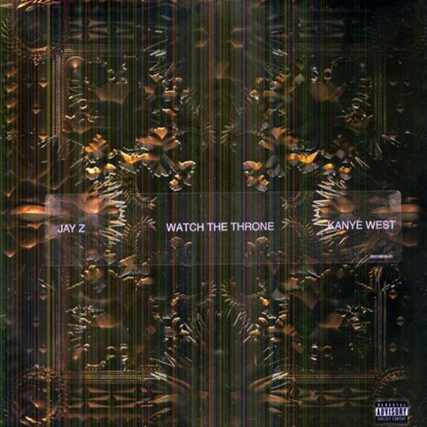 Jay Z // Watch the Throne-Def Jam-vinylmnky