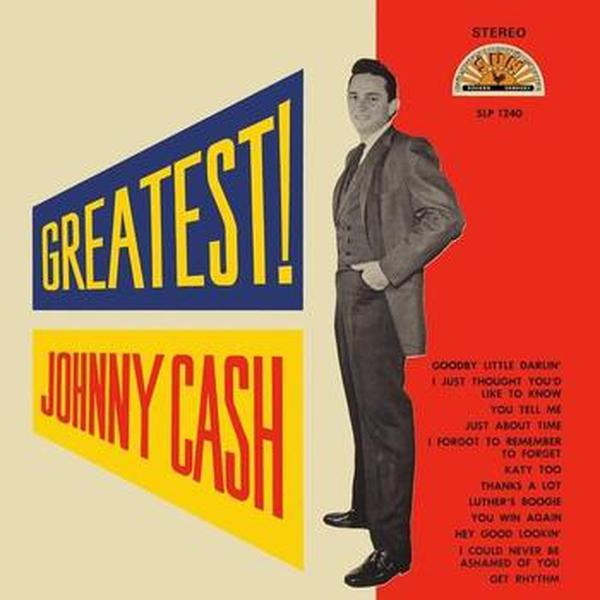 Johnny Cash // Greatest!